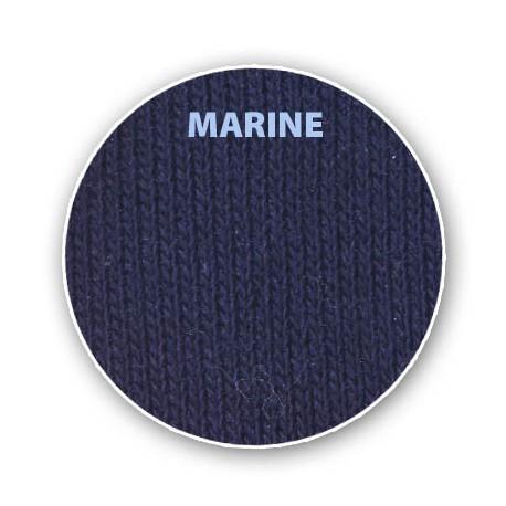 Dámské ponožky ŽEBRO barva Marine