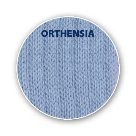 Dámské ponožky HLADKÉ barva orthensia