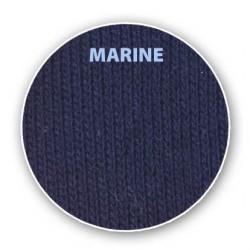 Dámské ponožky HLADKÉ barva marine