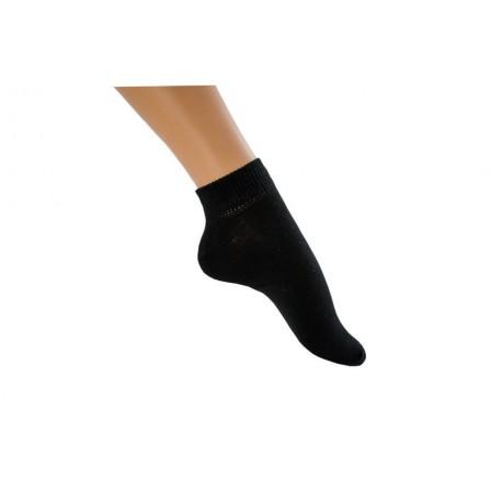 Cyklo ponožka černá